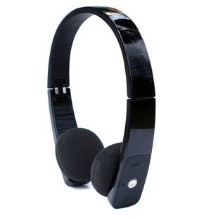 Super-slim Wireless Folding Bluetooth Stereo Headset for Apple iPad iPhone iPod Samsung Nokia HTC Blackberry etc