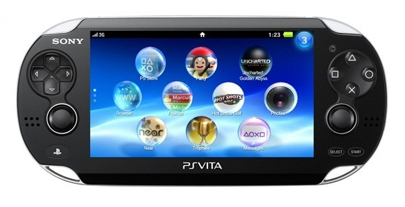Sony Playstation  Portable PSP Vita Wifi+3G