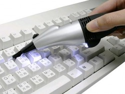 USB Mini Vacuum PC Desk /Laptop Keyboard Cleaner
