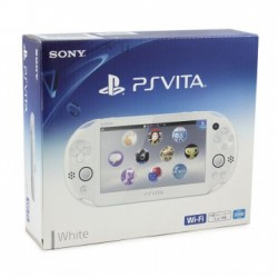 SONY PlayStation PS Vita 2 Slim  White 2015