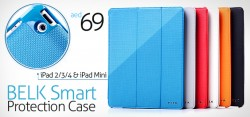 Belk ipad2/3/4 smart case [Italy design]