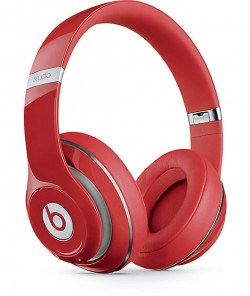 Beats By Dre Studio 2 Over-Ear Headphones  - Red