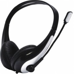 BOGOF Havit Stereo Headphones With Mic ST-118