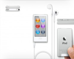 Apple iPod nano 16GB  (7th Generation)  2015