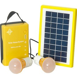 2-in-1 Solar Rechargeable 35hrs Light Bulbs + PowerBank