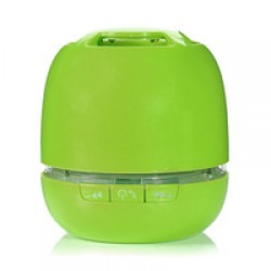 T6 Mini Wireless Rechareable StereoBluetooth Speaker [green]