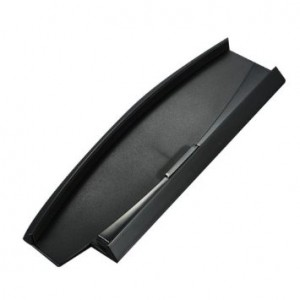 Black Game Console Vertical Stand for Sony Playstation 3 PS3 Slim