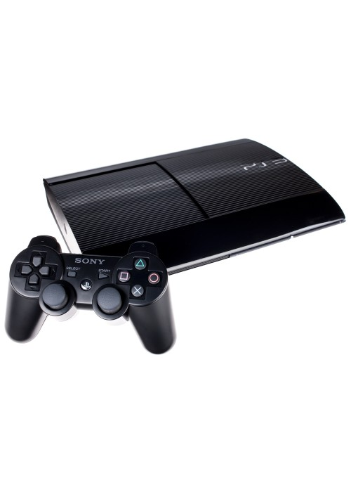 Super Slim Playstation 3 : In sony playstation super slim console extra