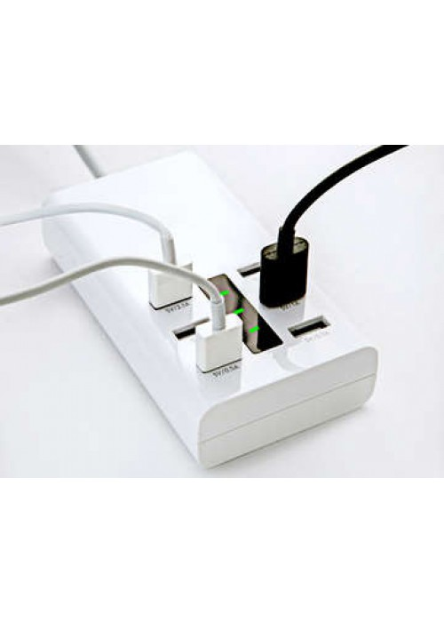 6-in-1 UBS Wall Charger