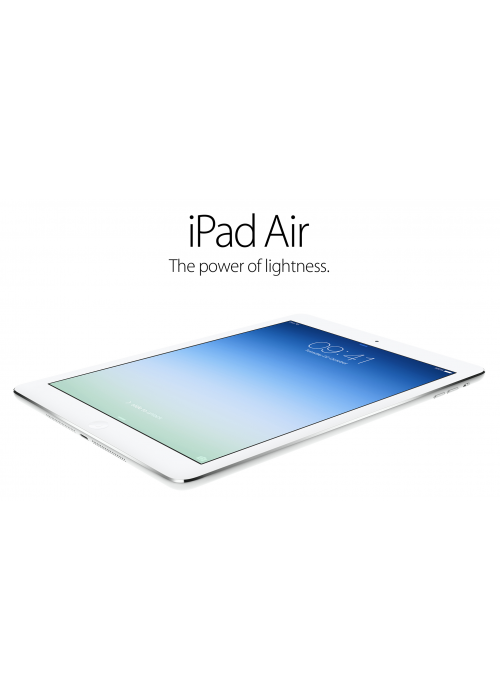 Apple iPad Air 16GB wifi Only + Tenda Mifi 2-in-1 Combo