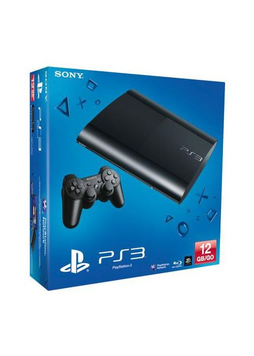Sony PlayStation 3 Super Slim Console 2013 edition 12GB