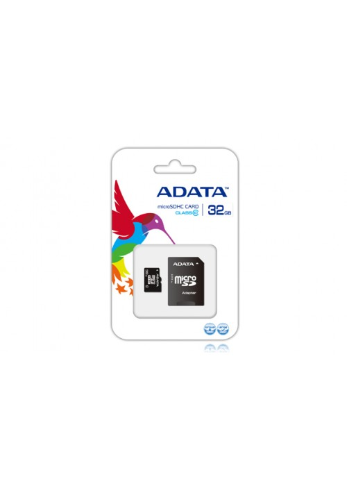 ADATA 32GB memory Card  + SD Adapter Free