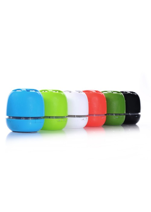T6 Mini Wireless Rechareable StereoBluetooth Speaker [red]