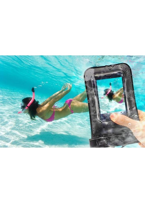 Universal Waterproof Case - Take Pictures Underwater