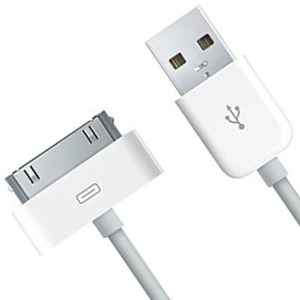genuine apple usb data cable for ipad ipod iphone itouch. Black Bedroom Furniture Sets. Home Design Ideas