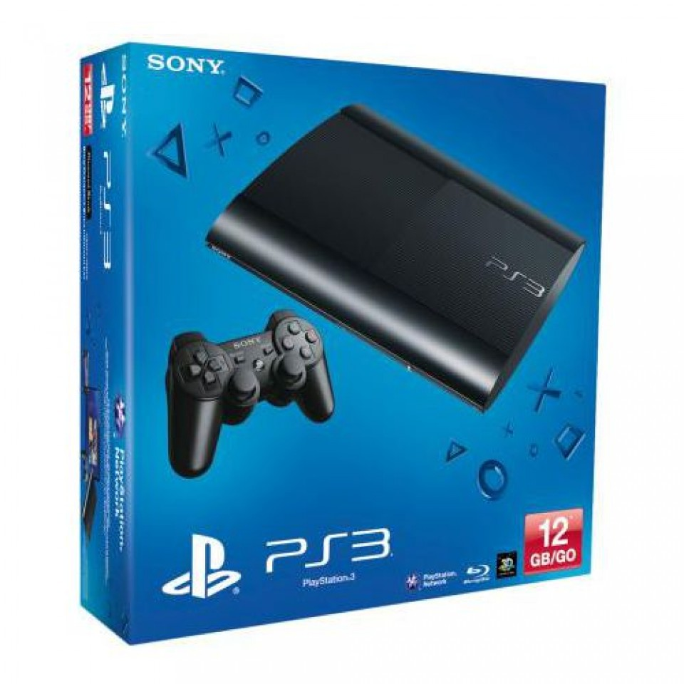 Free Ps3 Console: Sony PlayStation 3 Super Slim Console 2013 Edition 250GB