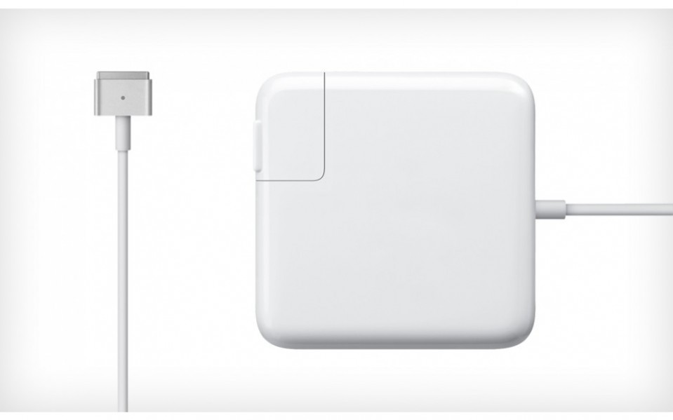 how to open magsafe power adapter