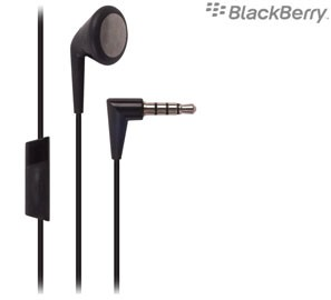 BlackBerry Stereo Headset 3.5mm With Mouth Piece