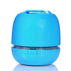 T6 Mini Wireless Rechareable StereoBluetooth Speaker [blue]