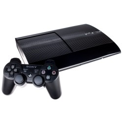 UK Used SONY PlayStation 3 Super slim