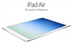 Apple iPad Air 16GB wifi Only