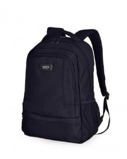 Veeda Laptop Backpack - Black