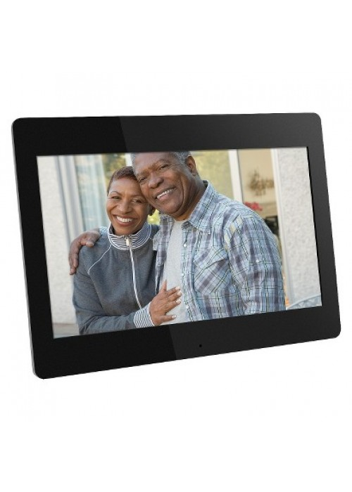 Digital Photo Album Frame with Music Player & Speakers