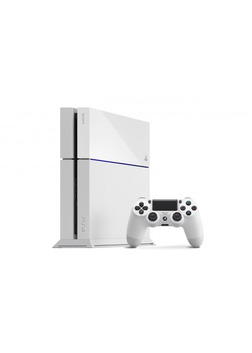 Sony PlayStation 4 Glacier White 500GB