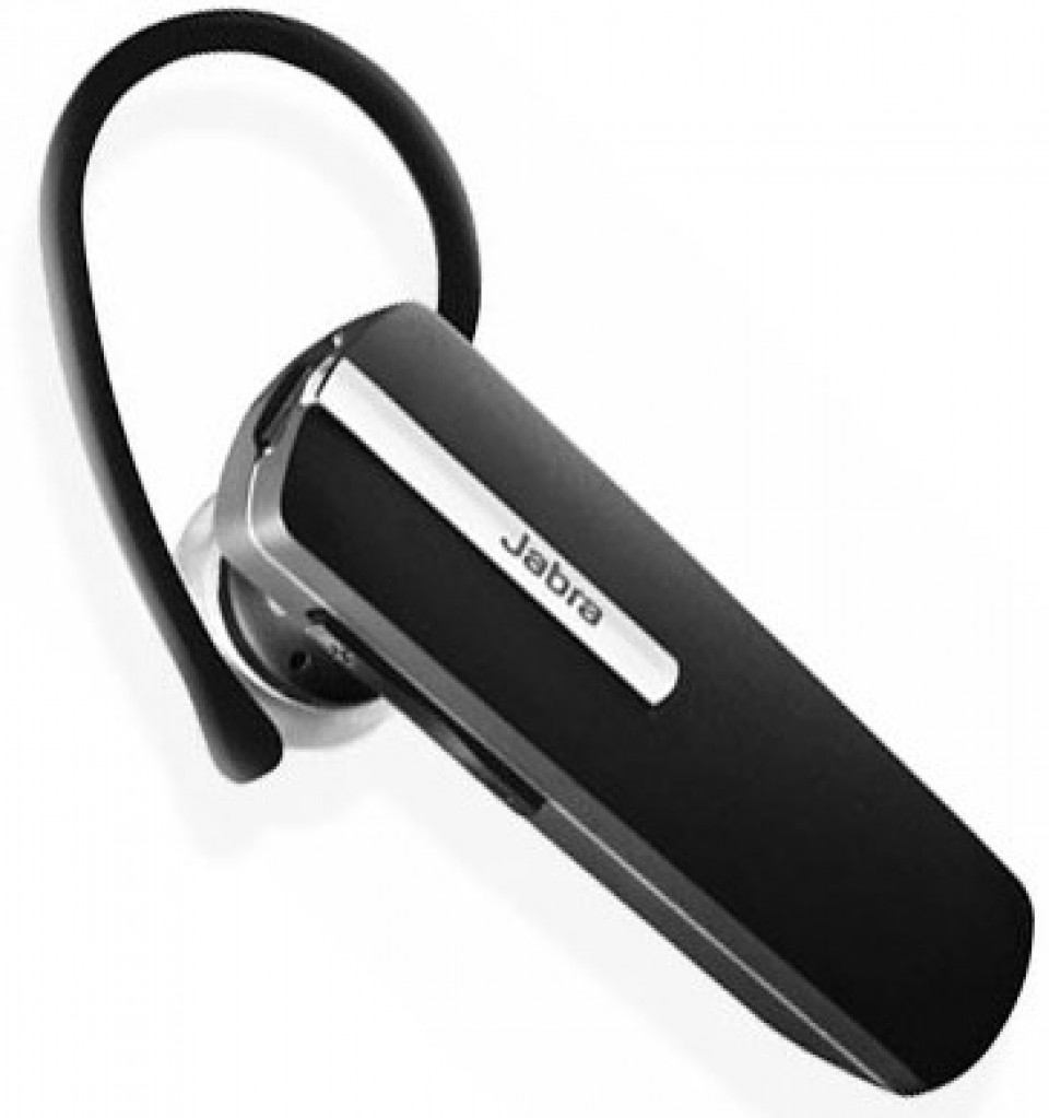 Velsete Jabra Bluetooth Headset [Universal for all smartphones] Pairs two YC-72