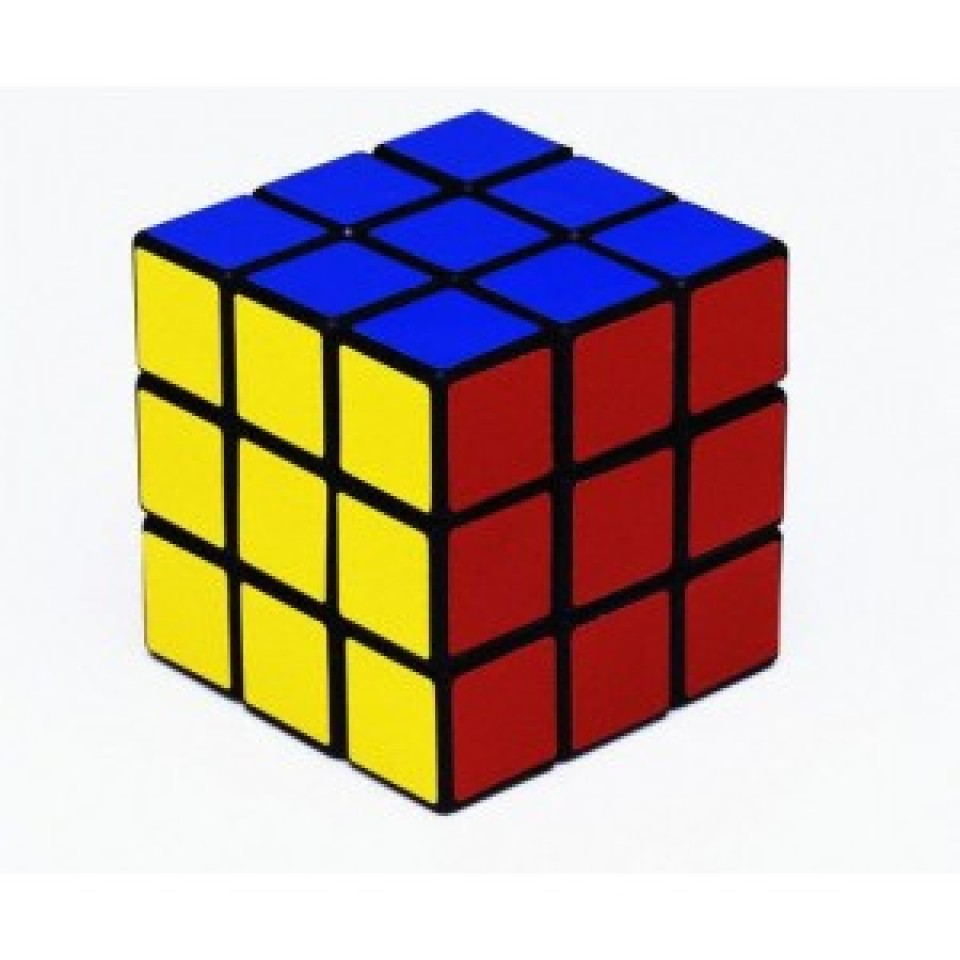 3x3 Rubiks Cube Classic Magic Rubik Puzzle Toy
